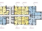 Квартиры,  Санкт-Петербург Комендантский проспект, цена 3 678 180 рублей, Фото