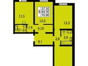 Квартиры,  Санкт-Петербург Девяткино, цена 5 672 000 рублей, Фото