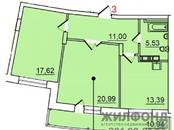 Квартиры,  Новосибирская область Новосибирск, цена 4 110 000 рублей, Фото