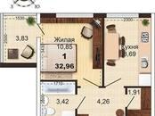 Квартиры,  Рязанская область Рязань, цена 1 118 000 рублей, Фото