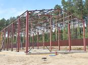 Строительные работы,  Строительные работы, проекты Ангары, склады, цена 2 990 рублей, Фото