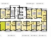 Квартиры,  Санкт-Петербург Гражданский проспект, цена 4 467 200 рублей, Фото