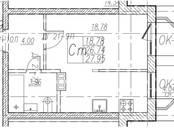 Квартиры,  Ленинградская область Всеволожский район, цена 1 337 000 рублей, Фото