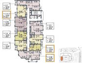Квартиры,  Санкт-Петербург Площадь Александра Невского, цена 3 599 520 рублей, Фото