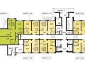 Квартиры,  Санкт-Петербург Комендантский проспект, цена 5 851 500 рублей, Фото