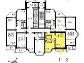 Квартиры,  Москва Выхино, цена 4 586 400 рублей, Фото