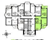 Квартиры,  Москва Выхино, цена 6 570 000 рублей, Фото
