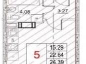 Квартиры,  Москва Домодедовская, цена 2 300 000 рублей, Фото