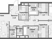 Квартиры,  Москва Третьяковская, цена 74 980 000 рублей, Фото