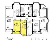 Квартиры,  Москва Лермонтовский проспект, цена 4 360 000 рублей, Фото
