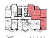 Квартиры,  Москва Лермонтовский проспект, цена 7 025 200 рублей, Фото