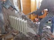 Строительные работы,  Строительные работы, проекты Демонтажные работы, цена 180 рублей, Фото