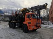 Лесовозы, цена 5 014 000 рублей, Фото