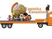 Перевозка грузов и людей Международные перевозки TIR, цена 10 р., Фото