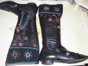 Обувь,  Женская обувь Сапоги, цена 10 000 рублей, Фото