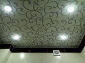 Строительные работы,  Отделочные, внутренние работы Натяжные потолки, цена 330 рублей, Фото