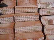 Стройматериалы,  Кирпич, камень, брусчатка Кирпич, цена 8 рублей, Фото