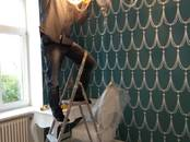 Строительные работы,  Отделочные, внутренние работы Малярные работы, цена 5 000 рублей, Фото
