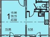 Квартиры,  Московская область Воскресенск, цена 2 400 000 рублей, Фото