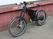 Велосипеды Гибридные (электрические), цена 199 000 рублей, Фото