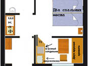 Дачи и огороды,  Московская область Дубна, цена 3 000 рублей/день, Фото