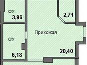 Квартиры,  Калининградскаяобласть Калининград, цена 4 800 000 рублей, Фото