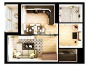 Квартиры,  Москва Теплый стан, цена 3 400 000 рублей, Фото
