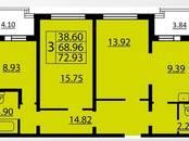Квартиры,  Санкт-Петербург Комендантский проспект, цена 7 140 000 рублей, Фото