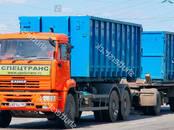 Хозяйственные работы Вывоз мусора ( в контейнерах ), цена 8 000 р., Фото