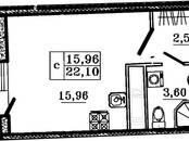 Квартиры,  Санкт-Петербург Рыбацкое, цена 1 673 830 рублей, Фото