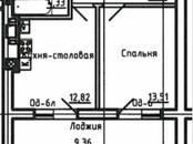 Квартиры,  Калининградскаяобласть Калининград, цена 2 159 650 рублей, Фото