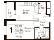 Квартиры,  Москва Теплый стан, цена 3 435 970 рублей, Фото