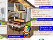 Строительные работы,  Строительные работы, проекты Дома жилые малоэтажные, цена 1 000 000 рублей, Фото