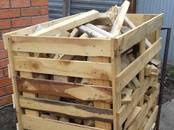 Дрова, брикеты, гранулы Дрова колотые, цена 500 рублей/м³ насыпной, Фото
