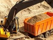 Стройматериалы Песок, цена 200 р./м³, Фото