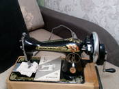 Антиквариат, картины,  Антиквариат Швейные машины, цена 25 000 рублей, Фото