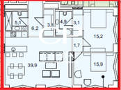 Квартиры,  Москва Павелецкая, цена 26 580 000 рублей, Фото