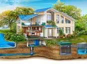 Строительные работы,  Строительные работы, проекты Канализация, водопровод, цена 250 рублей, Фото