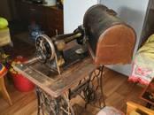 Антиквариат, картины,  Антиквариат Швейные машины, цена 130 000 рублей, Фото