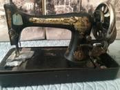 Антиквариат, картины,  Антиквариат Швейные машины, цена 199 000 рублей, Фото