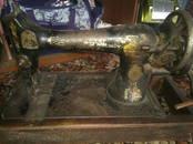 Антиквариат, картины,  Антиквариат Швейные машины, цена 200 000 рублей, Фото