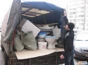 Хозяйственные работы Вывоз бытового мусора, мебели, цена 4 200 р., Фото
