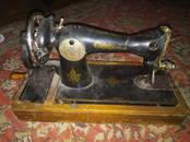Антиквариат, картины,  Антиквариат Швейные машины, цена 2 500 рублей, Фото