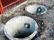 Строительные работы,  Строительные работы, проекты Канализация, водопровод, цена 2 900 рублей, Фото