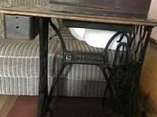 Антиквариат, картины,  Антиквариат Швейные машины, цена 400 000 рублей, Фото