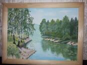 Антиквариат, картины Картины, цена 2 500 рублей, Фото