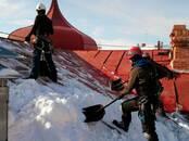 Хозяйственные работы Очистка крыш от снега и листьев, цена 30 рублей, Фото