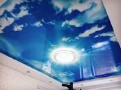 Строительные работы,  Отделочные, внутренние работы Натяжные потолки, Фото