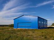 Строительные работы,  Строительные работы, проекты Ангары, склады, цена 2 900 рублей, Фото