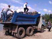 Хозяйственные работы Вывоз бытового мусора, мебели, цена 6 000 р., Фото